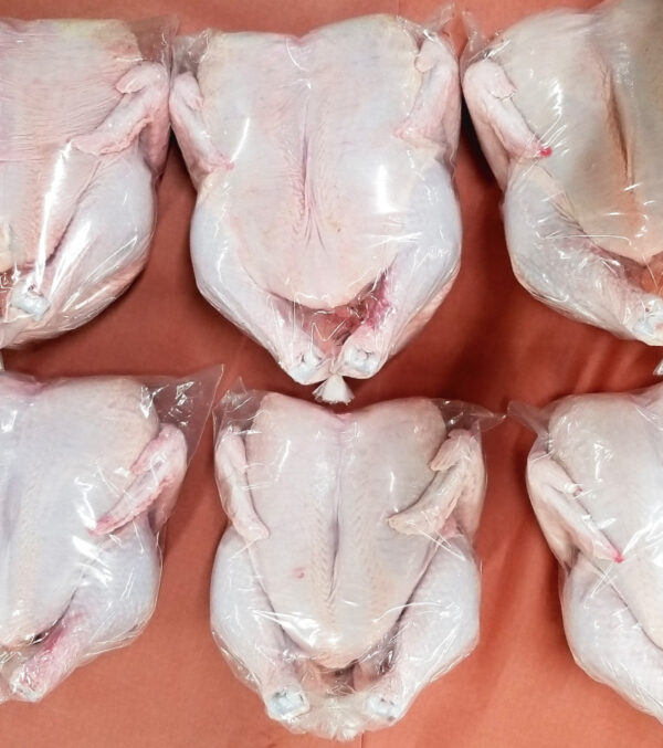 Bagged Whole Chickens